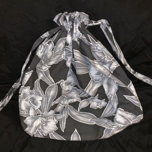 Handbags - Hawaiian Pattern Cloth Square Drawstring Bag